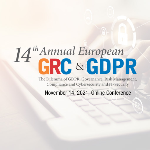 14th Annual European GRC and Data Protection Day